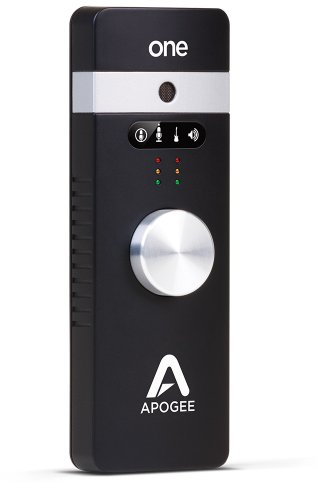 Apogee ONE Audio Interface for iPad & Mac by Apogee