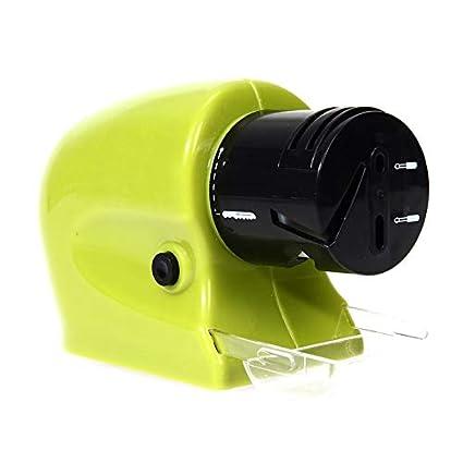 Compra Luwu-Store Afilador de Cuchillos Afilador eléctrico ...