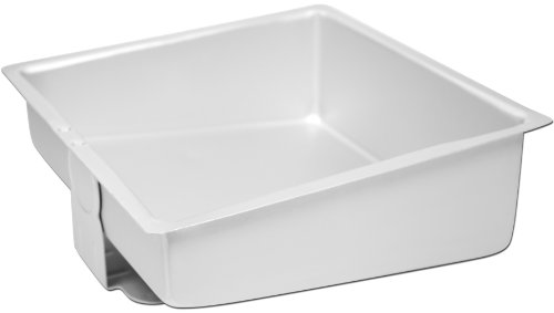 Fat Daddio's Mad Dadder Square Aluminum Cake Pan, 12 Inches