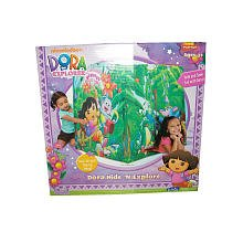Dora The Explorer Hide N Explore Tent - Green