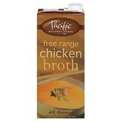 PACIFIC FOODS BROTH CHKN FRANGE, 32 OZ by Pacific Foods