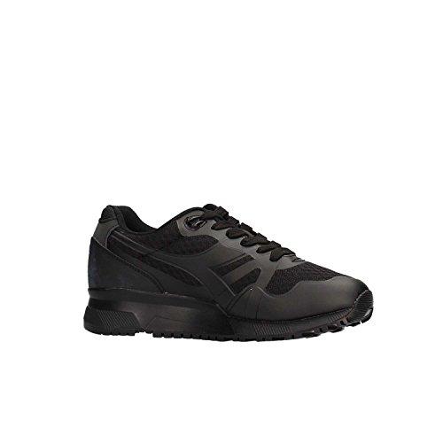 Collo Basso Adulto mm Schwarz Unisex a Sneaker N9000 II Diadora zqnp7Xc