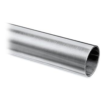 De acero inoxidable tubo de diámetro 38,1 mm, 2,5 M de ...