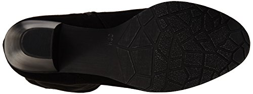 Boots 25561 Long Softline Women's Black 4BHnqXwx