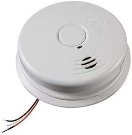 Kiddie Safety i12010S 10-Year Hardwired Smoke Detector Interconnect 2-Pack