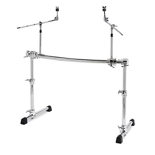 (Gibraltar Chrome Series Ht Adjustable Rack - Curved )