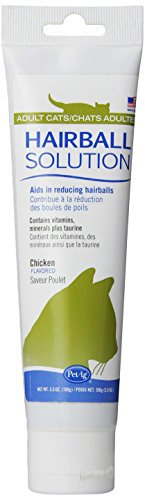 PetAg Hairball Solution Gel 3.5oz