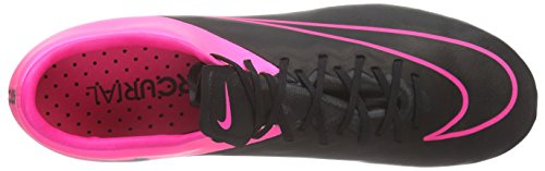 hyper Lthr 006 Pink X Da Vapor Mercurial Calcio Sg black pro black Pink Scarpe hyper schwarz Nero Nike Uomo a1p4wa