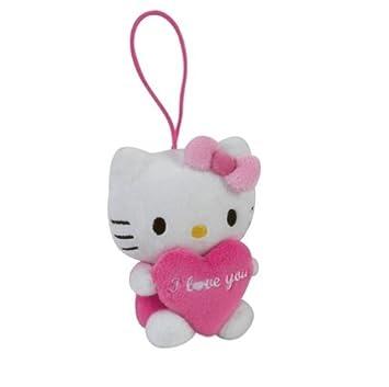 Jemini - Hello Kitty présentoir mini peluches en boîtes 10 cm (12)
