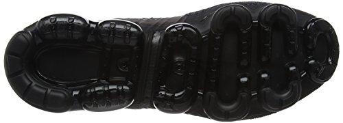 Nike Mens Air Vapormax Flyknit Scarpa Da Corsa Mezzanotte Nebbia / Nero Nero