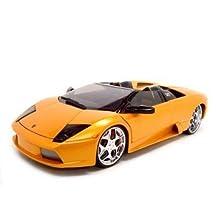 Lamborghini Murcielago Roadster Diecast Model 1:18 Die Cast Model Car by Maisto Tech