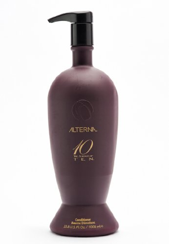 Alterna The Science of Ten Conditioner, 33.8 Ounce by Alterna