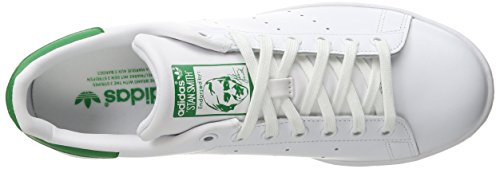 adidas Stan Smith, Zapatillas para Hombre White/White/Green