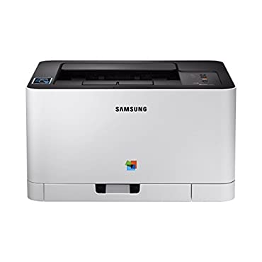 Samsung Electronics Xpress SL-C430W/XAA Wireless Color Printer, Amazon Dash Replenishment Enabled