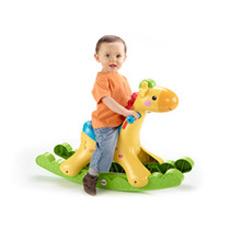 Rainforest Friends Rockin? Tunes Giraffe