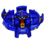 : Bakugan Battle Brawlers Game Single LOOSE Figure Aquos Laserman [Blue]