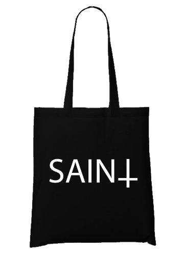 Saint Cross Bag Black