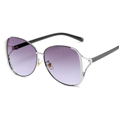 Mujer Uv400 de sol Mujer Sun sol Marrón la de Diseñador Gafas Gafas conducción Elegante Moda de Gray marca GGSSYY Gafas g4Ixqwd4