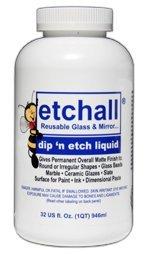 (etchall Dip 'n Etch (32 oz))