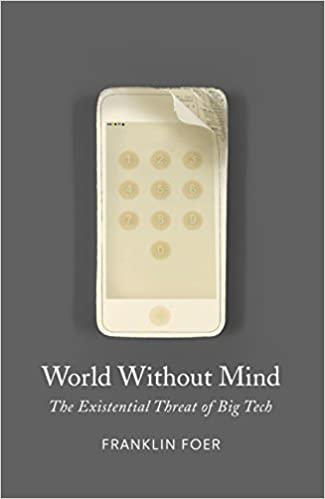 Amazon Fr World Without Mind Franklin Foer Livres