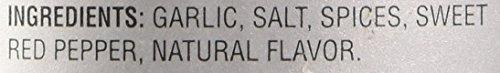 Weber All Natural Savory Herbs w/ Roasted Garlic Seasoning, No MSG, Gluten Free Salted Salad