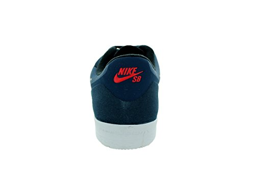 Nike Mens Paul Rodriguez 9 Cs Scarpa Da Skateboard Blu / Nero / Cremisi / Argento
