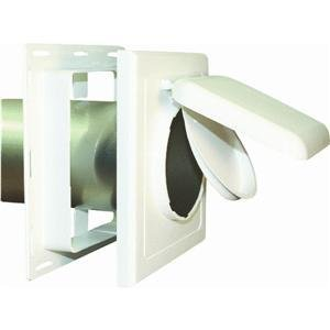 P-tec Products Inc NPJW No-Pest Dryer Vent Hood