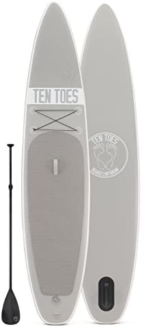 Ten Toes iSUP Inflatable Touring Standup Paddleboard SUP, theGLOBETROTTER 12 x30 x6