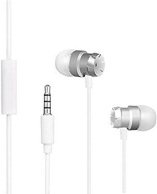 Auriculares con Cable, Auriculares In ear para Blackview BV6000 ...