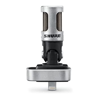 Amazon Com Shure Mv88 Ios Digital Stereo Condenser