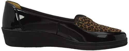 Schwarz 87 Scarpe Donna Comfort natur Gabor Basic Shoes Nero xtYB0w