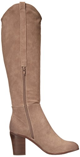 BC Footwear Women's in Cahoots Western Boot Taupe XPatSJt
