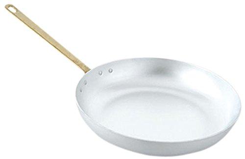 Ottinetti 1514032 Brushed Aluminum Fry Pan, 32cm