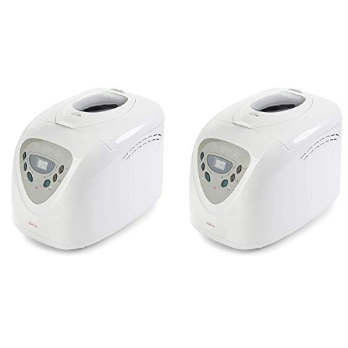 Sunbeam Programmable Bread Maker, White 2 Pack