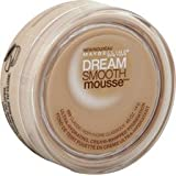 Maybelline New York Dream Smooth Mousse Foundation CLASSIC IVORY LIGHT 2 (1Package)