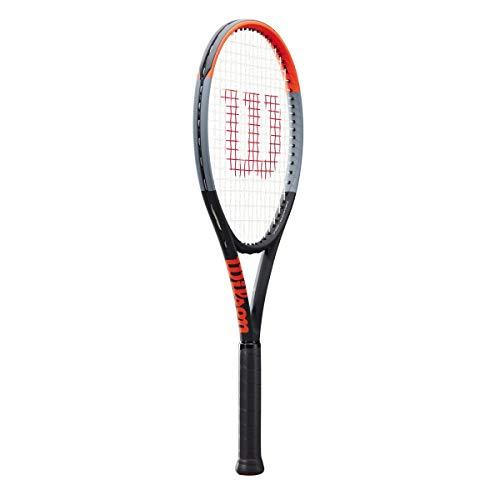 Wilson Clash 100 Tennis Racquet (4 3/8 Inch)