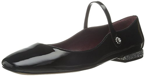 Marc by Marc Jacobs Women's Brooke Liquid Patent Mary Jane Flat