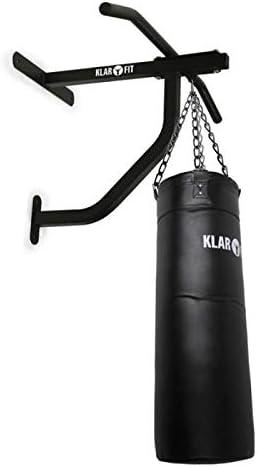 Entrenamiento Multifuncional KLAR FIT First Strike Saco de Boxeo y Barra de dominadas