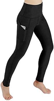 ODODOS High Waist Out Pocket Tummy Control Yoga Pants