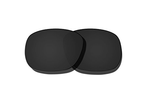 Black Polarized Replacement Lenses for Oakley Enduro - Enduro Polarized