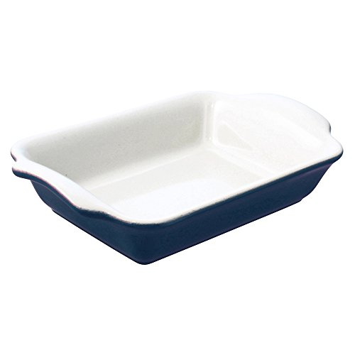 Swissmar Le Cordon Bleu Tendance Large Rectangular Roasting Dish, 5.3 Quart, Cordon Bleu
