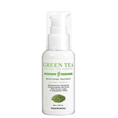 Moisture Essence - [TOSOWOONG] Green tea essence/lifting/Green tea/Moisture/brightening