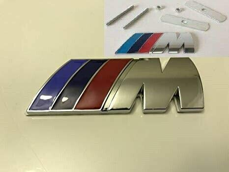 Front Grill Badge GIFT CHRISTMAS SPECIAL M Styling Kit Boot Badge
