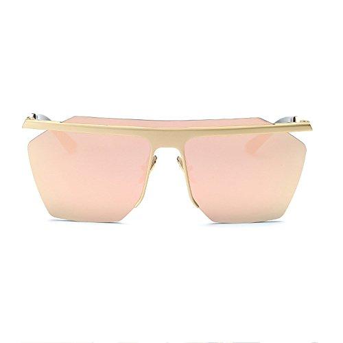 Gafas De De Gafas Los Sol Marea Salvajes Femeninas De De Sol Clip Y Masculinas Hombres Gafas del De Gafas Pink Sol del Silver Caballero Deportes Femeninas Los TrqUcdwr