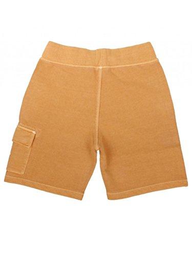 Yellow In Shorts Cotone Woolrich Wksho0409 HXIqxa