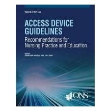 Access Device Guidelines: Recommendations for Nursing Practice and Education by M. Camp-sorrell (2010-11-01)