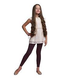 Girls Cotton Full Ankle Length Leggings