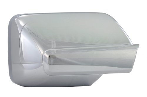 Bully MC67407 Chrome Mirror Cover - Pack of 2 - Ford Expedition Chrome Mirror