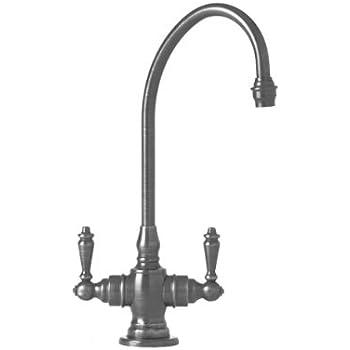 Waterstone 1500-AP Hampton Suite Bar Faucet with Double ...