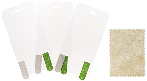 3 Pack iPhone 4 / 4S Anti-Glare, Anti-Scratch, Anti-Fingerprint - Matte Finishing Screen Protector (Colorcase)